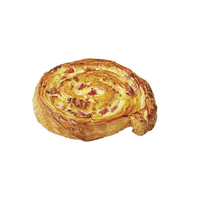Roulé jambon fromage 120g