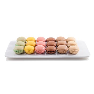 Assortiment macarons Lenôtre 12g
