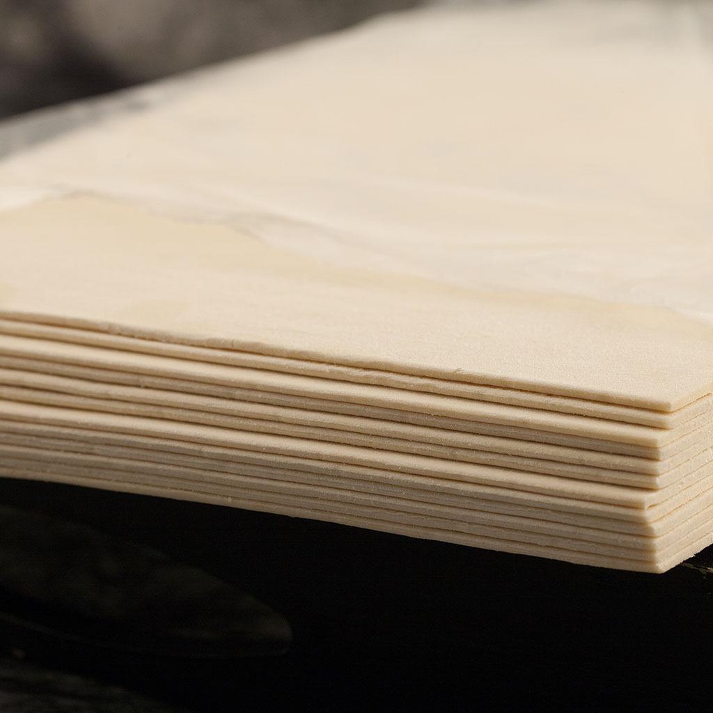 Plaque de pâte feuilletée 300g (38.5x28.5cm)