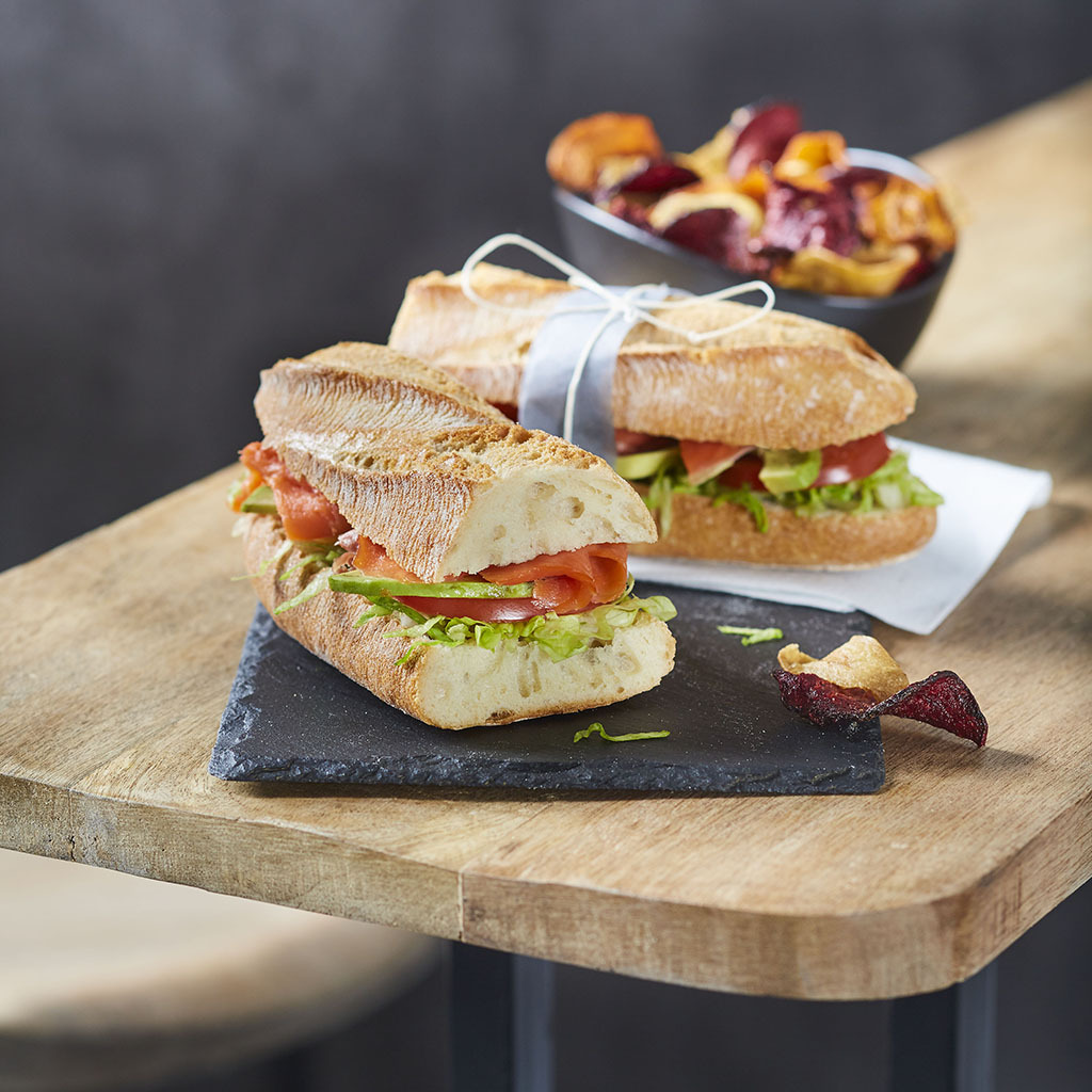 Baguettine Sandwich Nature 140g