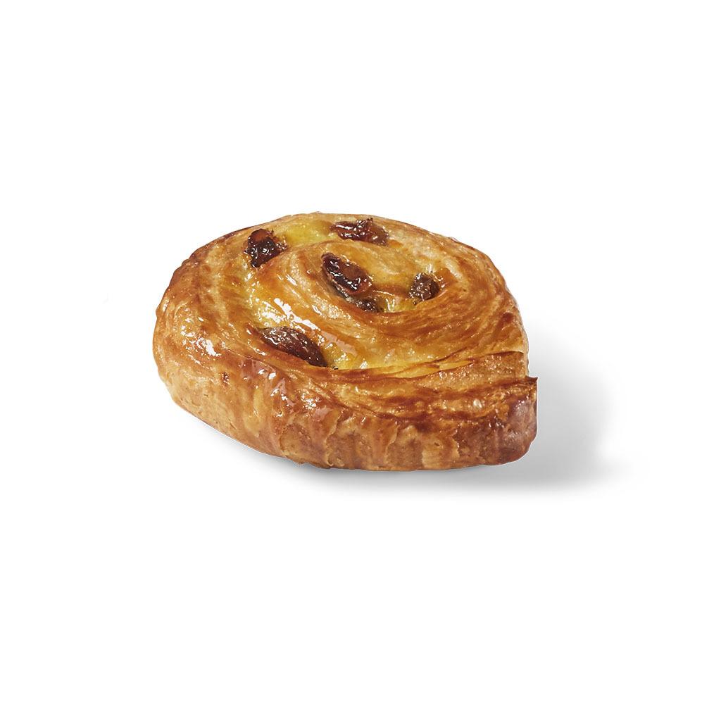 Mini pain aux raisins 30g