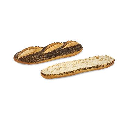 Baguettine sandwich pavot 140g