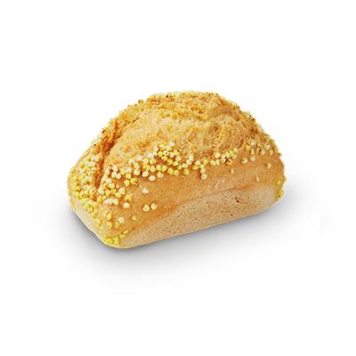 Petit pain moulé sans gluten 45g