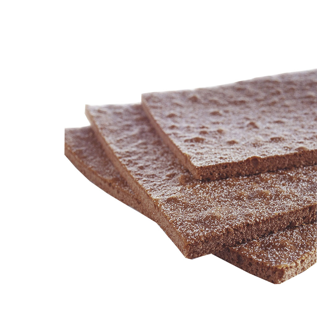 Plaque génoise cacao 400 g (58x38x0.8cm)