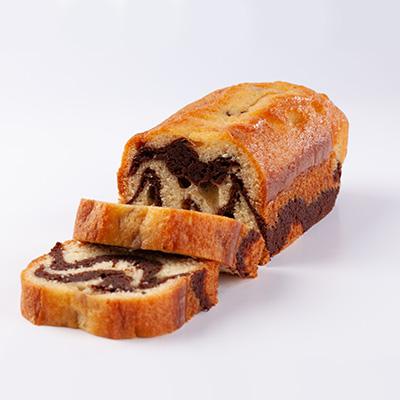 Cake marbré au chocolat 575g