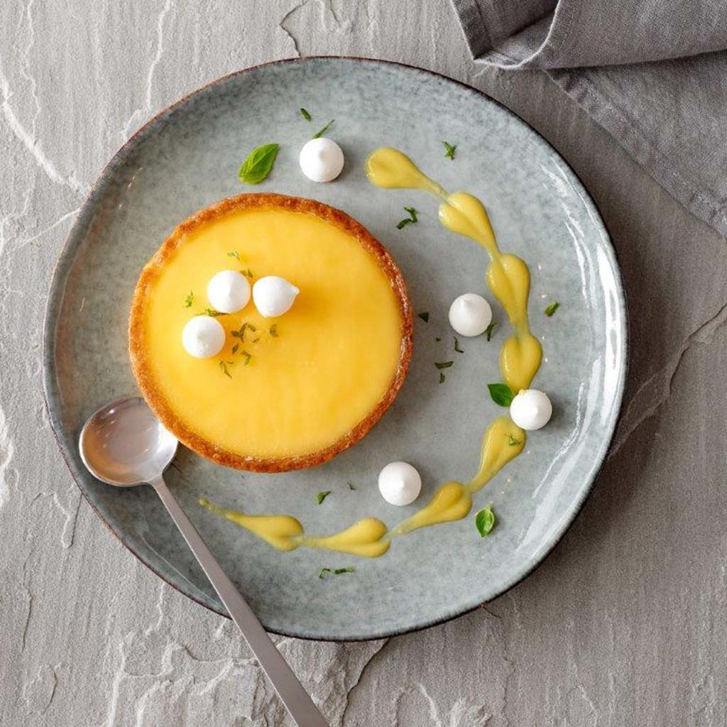 Tartelette citron dôme 130g