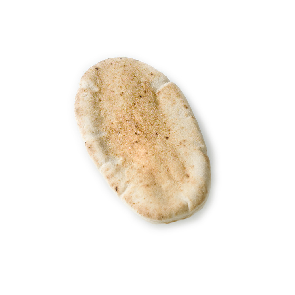 Nina pita oval blanc 100g