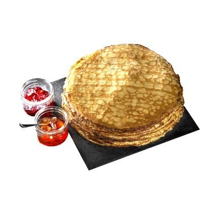 Crêpe gourmande sucrée 70g (Ø35cm)