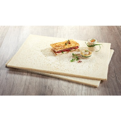 Plaques pain de mie 250g (40x30cm)