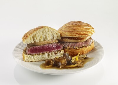 Journée internationale du Hamburger ! Recette premium BUN'N'ROLL